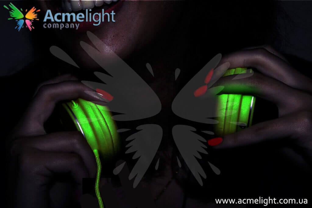 Как сделать светящиеся наушники в домашних условиях видео