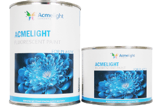 Acmelight Fluorescent paint for Façade